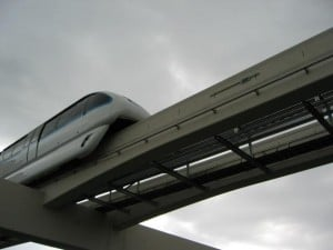 LasVegasMonorail.21 300x225 Air fare: Why top heavy roadway spending makes little sense