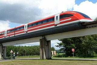 320px Transrapid emsland1 CATS: Diesel electric versus pure electric train operations – pros and cons