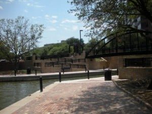 The Los Colinas community, Irving, Texas