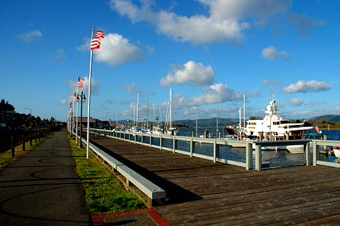 Coos Bay Waterfront